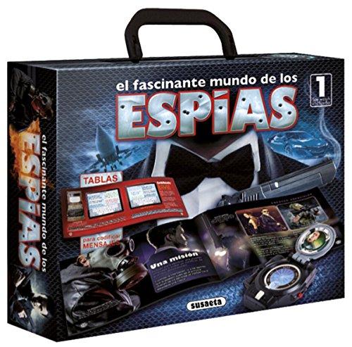 El fascinante mundo de los espías (Joven explorador)