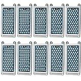 Ozone, Generatore portatile per la casa, ozonizzatore di ceramica integrato, purificatore di acqua e aria, pezzi 5 g/h, piastra di ozono