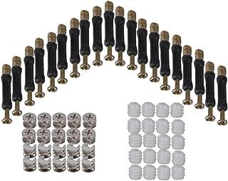 Yibuy 10/Pcs 0,5 3,2/mm en cuivre meulage Mandrin de perceuse Collect Support 4,8/mm