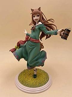 LF-YGJ Estatua de Anime Spice and Wolf Holo Series Girls Anime Figura de acción PVC Juguetes para Adultos Figura Coleccion...