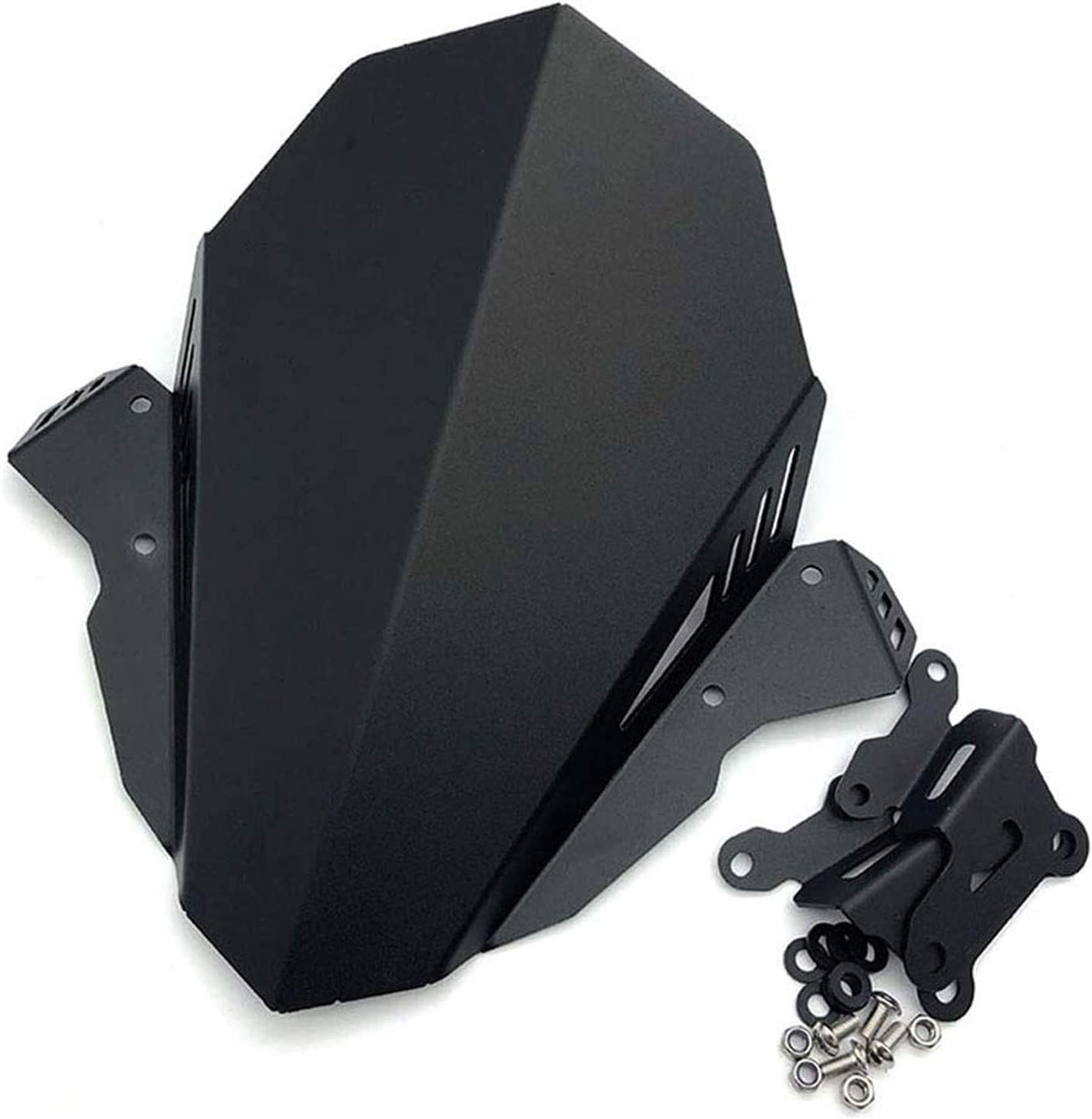 Windshield Spoiler Wind Limited time sale Deflector Protector Yamaha FZ-09 for Fort Worth Mall Fit