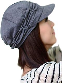 [メテオラマート] シンプル レディース 帽子 キャップ ハット キャスケット