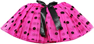 Dress Up Dreams Boutique Wholesale Princess Newborn Polka Dot Tutus with Satin Ribbon Bow