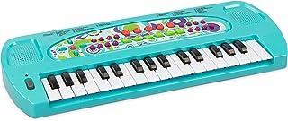 aPerfectLife Kids Piano Keyboard, 32 Keys Multifunction Port