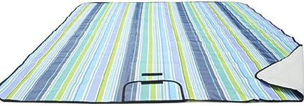 Beach Mat WANGYU Im Freienpicknickmatte Faltende Faltende Faltende Wasserdichte Kampierende Wiese des Feuchtigkeitsauflagen-Kissenauflagers,D-150  180CM B07FL5XR89 | Bunt,  c53b4b