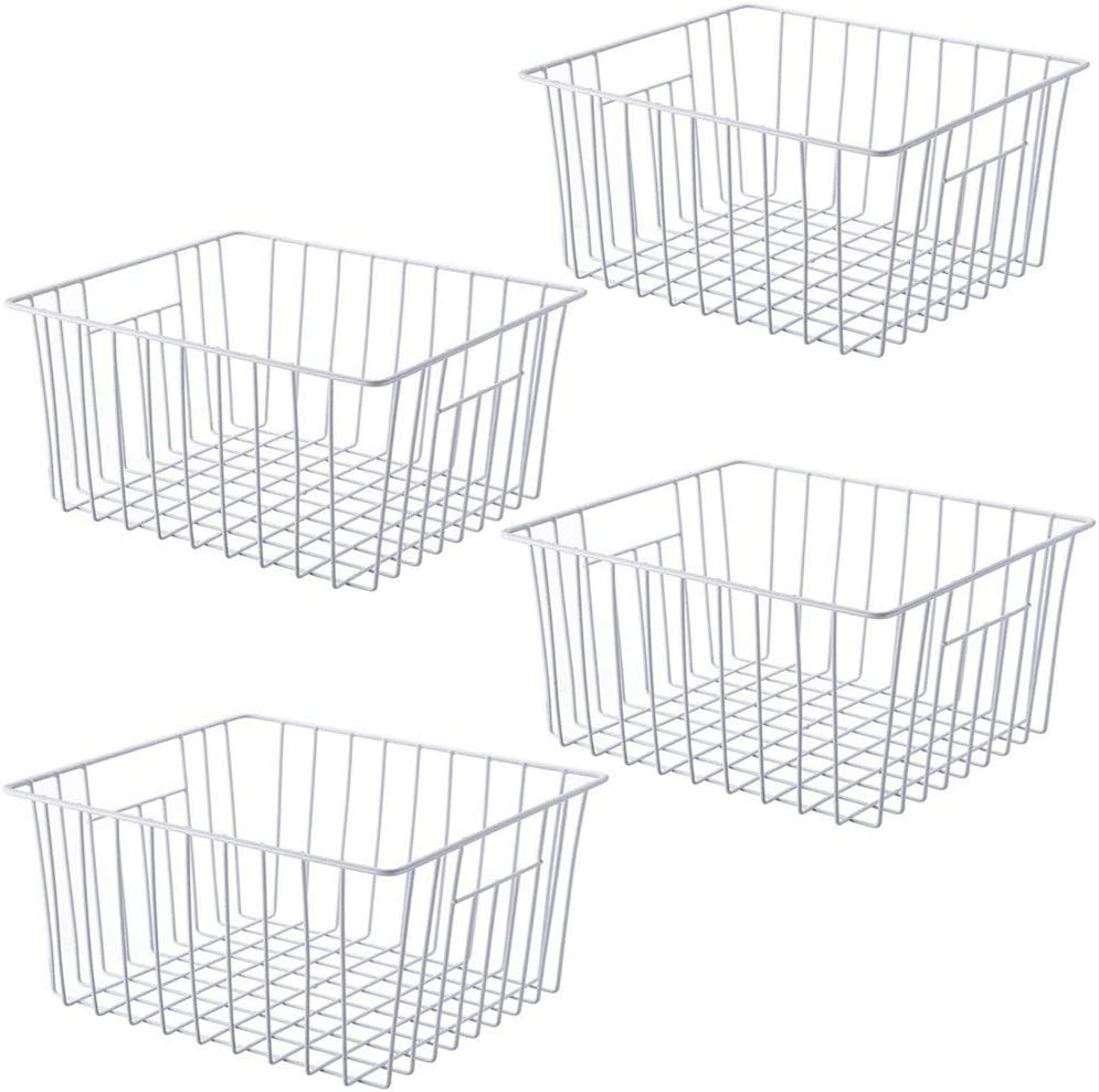 SANNO Freezer Storage High material At the price of surprise Organizer Household Refrigerator Baskets