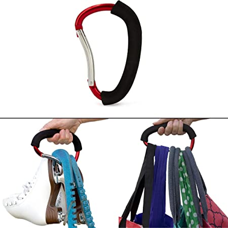 Grocery Bag Holder Handle Carrier For Grocery Plastic Bag Shopping Bags For Groceries Tote Bag Holder For Storage Bags