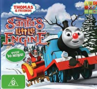 MOVIE - THOMAS & FRIENDS: SANTA'S LITTLE ENGINE (1 DVD)
