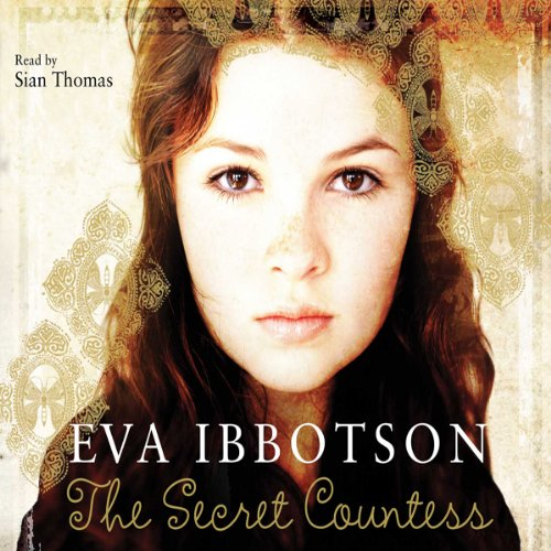 The Secret Countess audiobook cover art