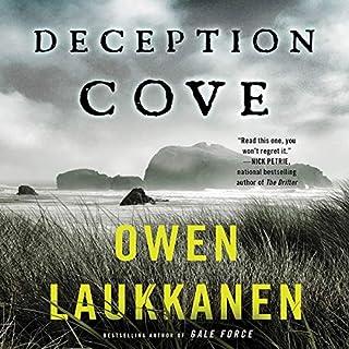 Deception Cove audiobook cover art