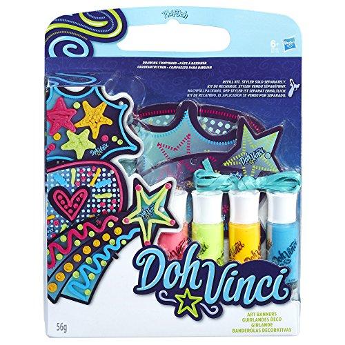 Hasbro DohVinci C0730EU4 - Deko Girlanden, Bastelspielzeug
