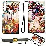 Oujietong Flip Funda para Oukitel U7 Plus Pro Funda Carcasa Case Cover HD