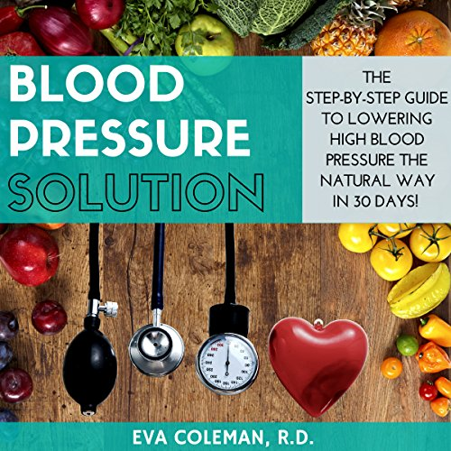 Blood Pressure Solution audiobook cover art