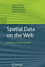 Spatial Data on the Web: Modeling and Management