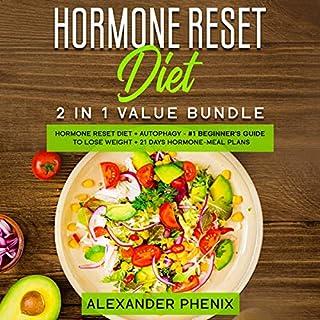 Hormone Reset Diet: 2 in 1 Value Bundle cover art