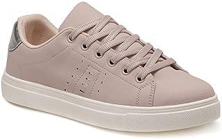 CS20021 Pudra Kadın Sneaker Ayakkabı