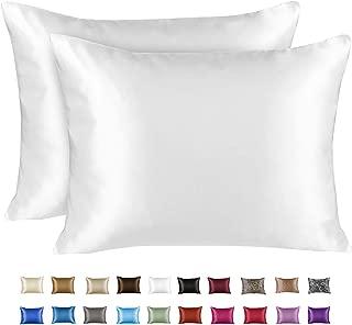 Best satin luxury pillowcases Reviews