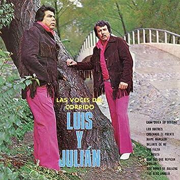 Las Voces Del Corrido