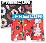 Freegun Simpsons Freegun Simpson Boxer Packx2, Mehrfarbig (Multicolor A5), 16 años para Niñas