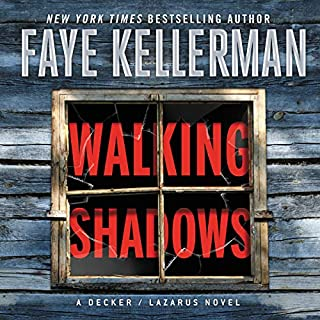 Walking Shadows     A Decker/Lazarus Novel              De :                                                                                                                                 Faye Kellerman                               Lu par :                                                                                                                                 Mitchell Greenberg                      Durée : 11 h et 44 min     Pas de notations     Global 0,0
