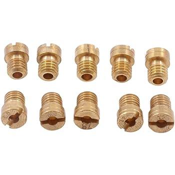 Jeu de 10 gicleurs Naraku pour Dellorto M5//5/mm 90-110