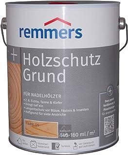 5 Liter REMMERS Holzschutzgrund Farblos neue Rezeptur