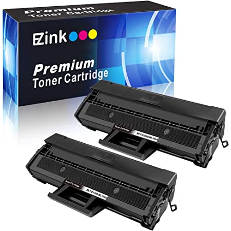 SuperInk Compatible Toner Cartridge Replacement for Samsung MLT-D104L MLTD104L to use with Laserjet ML-1655 ML-1660 ML-1661 ML-1670 ML-1675 ML-1865W SCX-3205W SCX-3218 Black, 1-Pack