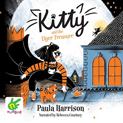 Kitty and the Tiger Treasure  By  cover art