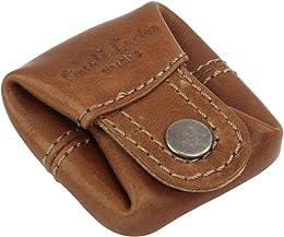 Petit Porte-Monnaie en Cuir - Linus Marron Porte-M