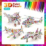 3D Puzzle Set for Kids Girls, Boys Toy Age 5 6 7 8