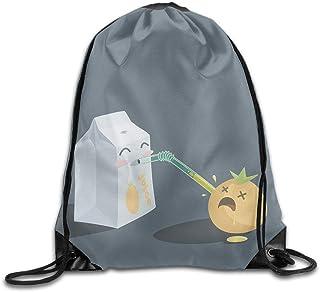 1dc5d4843737 Amazon.com: big milk - Drawstring Bags / Gym Bags: Clothing, Shoes ...