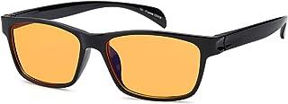 Blue Light Blocking Glasses Orange Tint for Night