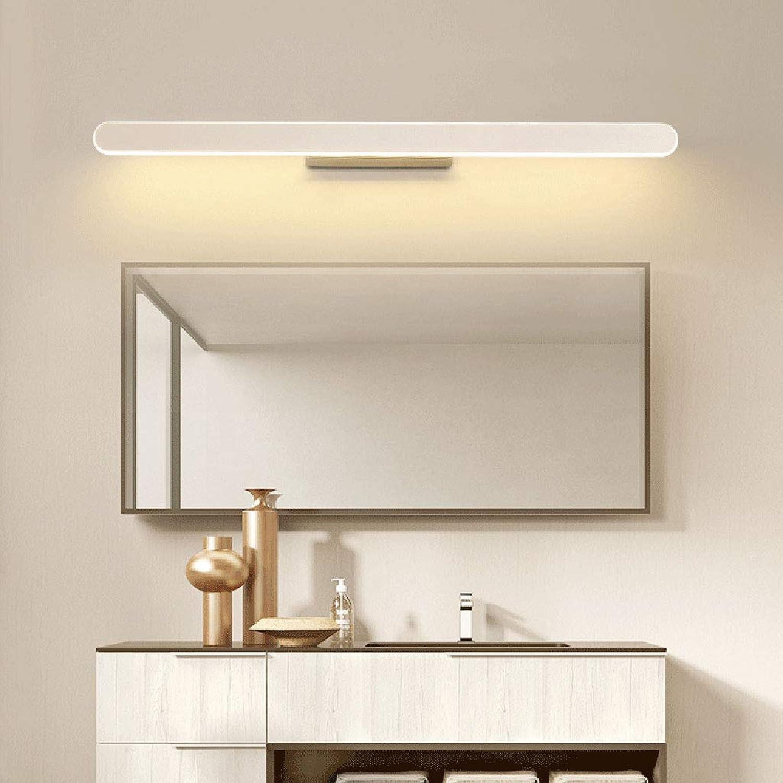 NHX LED-Spiegel Innen light-40cm Wandleuchte,Natural Spiegel ...