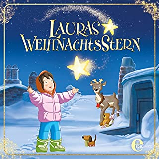 Lauras Weihnachtsstern (Lauras Stern - Das Original Hörspiel zum Weihnachtsspezial) Titelbild