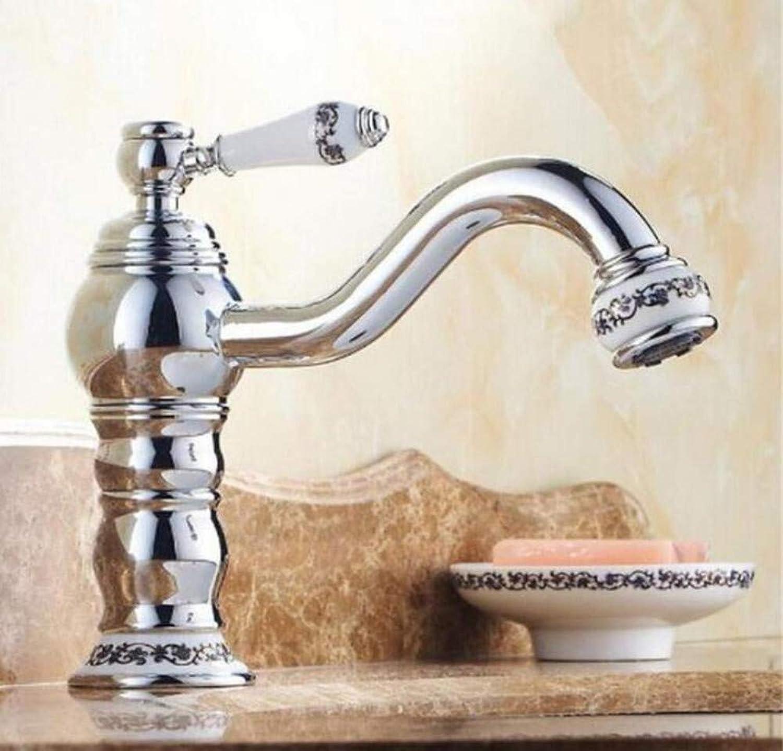 Brass Wall Faucet Chrome Brass Faucet Faucet Antique Brass Single Handle Sink Faucet