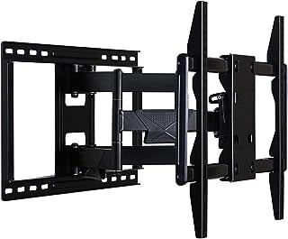 Ultracienki obrotowy uchwyt ścienny do telewizora, odpowiedni do montażu do plazmy LED LCD 65-86 cali