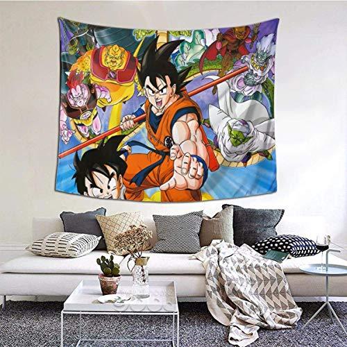 Yuanmeiju Tapiz para Colgar en la Pared, tapices Decorativos para el hogar, decoración para el hogar, Sala de Estar, Dormitorio, Dormitorio, 60 x 51 Pulgadas