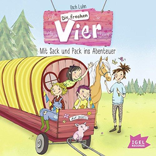 Mit Sack und Pack ins Abenteuer Titelbild