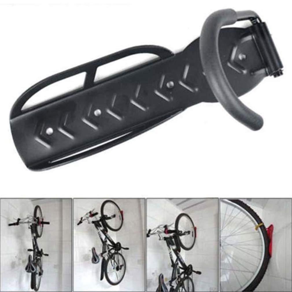 kunfang Soporte De Bicicleta Soporte Vertical Gancho De Bicicleta ...