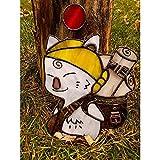 Huaji Actionfigur Mini Ornamente Anime Cartoon Charakter