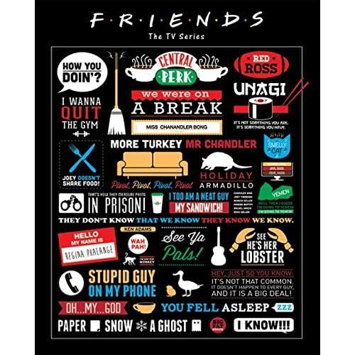 Friends TV Show Quotes: Amazon.com