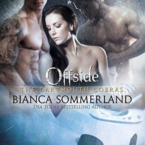 Offside audiobook cover art