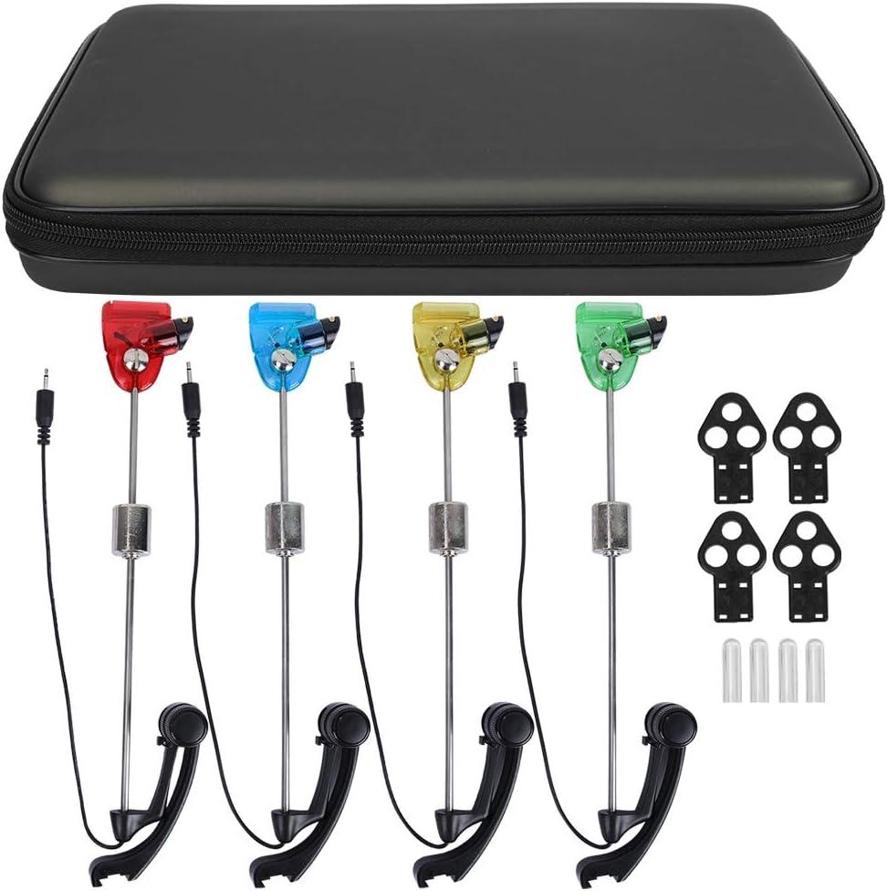 Pelnotac New product LED Japan Maker New Illuminated Indicator Fishing Alarm Usa Bite Sound