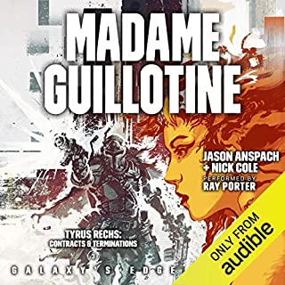 Madame Guillotine cover art