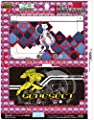 Pokemon 3DS XL MEWTWO & GENESECT Hard Cover Faceplate Protector Skin Nintendo XY Black White