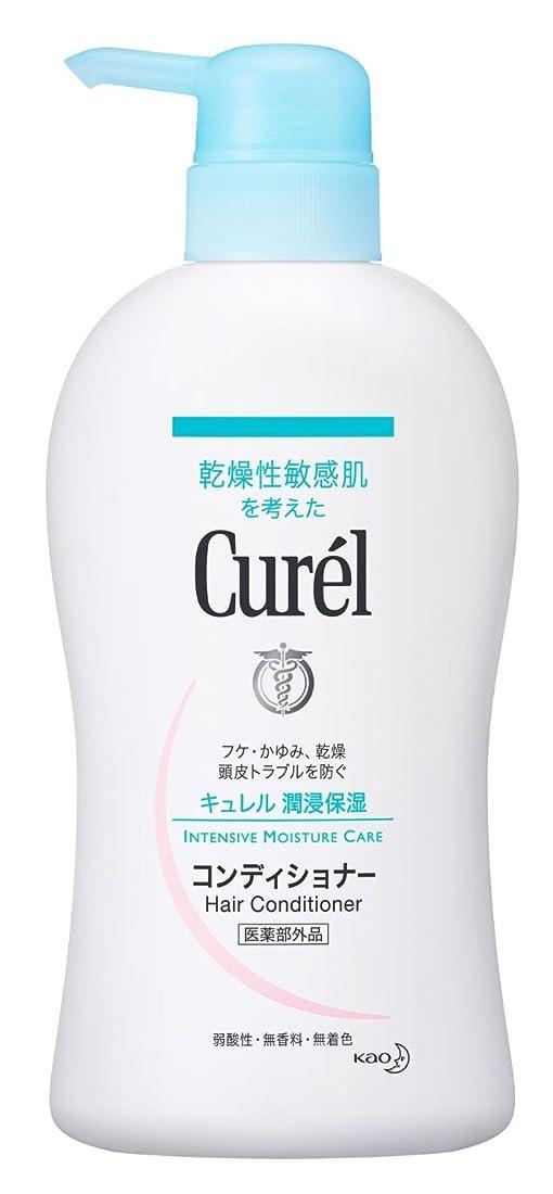 事故お嬢打撃花王 Curel(キュレル) コンディショナ- ポンプ 420ml×2 1576 P