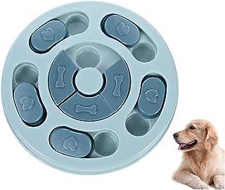 Dispensador de Comida para Perros ShawFly Bola antimordida con Sonido para Perros y Gatos peque/ños Verde medianos Juguetes interactivos Juguete Vocal para Perros