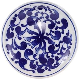 HWNGDI 1 Set keramische inkt schotel verf lade aquarel pigment trays keramische inkthouder herbruikbaar (Color : As Shown)