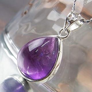 アメジスト ペンダント ネックレス ペンダントトップ Pendant Necklace amethyst 紫水晶 メンズ レディース 海外直輸入価格で販売 パワーストーン 天然石 パワーストーン a21726