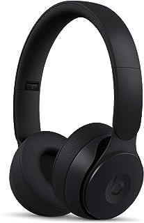 BeatsSoloPro con cancelación de ruido - Auriculares supraaurales inalámbricos - Chip Apple H1, Bluetooth de Clase1, 22horas de sonido ininterrumpido - Negro